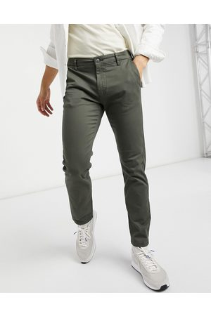 Burton Slim chinos in khaki