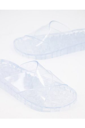 South Beach Jelly slides in clear