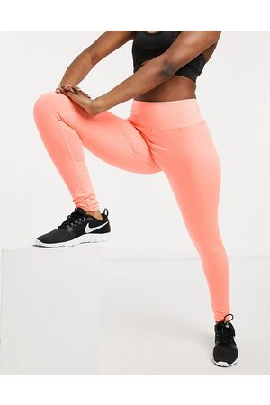 I saw it first Basic active leggings in peach