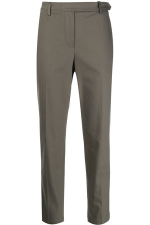 Brunello Cucinelli Pantalones tipo chino rectos