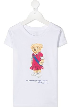 Ralph Lauren Playera con motivo Polo Bear