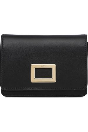 "Roger Vivier Clutch Mini Cartera ""très Vivier Belty"""