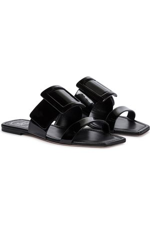 Roger Vivier Mujer Planas - Patent leather sandals