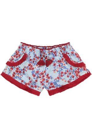 POUPETTE ST BARTH Mujer Estampados - Lulu floral shorts