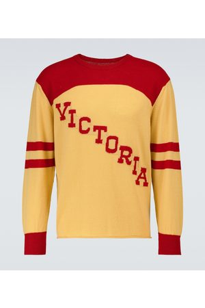 BODE Hombre Suéteres - Victoria crewneck sweater