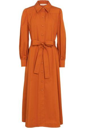 Tory Burch Mujer Camiseros - Cotton shirt dress