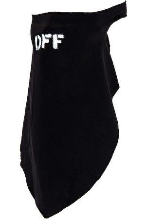 OFF-WHITE Antifaz en color talla L/XL en - Black. Talla L/XL (también en S/M).