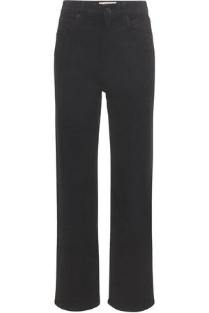 """SLVRLAKE Jeans Rectos """"london"""" Con Cintura Alta"""