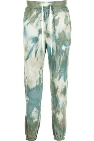 JOHN ELLIOTT Pants con estampado tie-dye