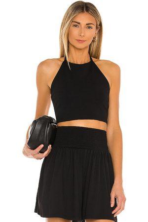Susana Monaco Camiseta tirantes en color talla L en - Black. Talla L (también en M, S, XS).