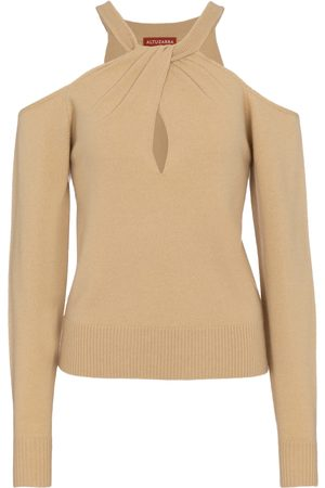 Altuzarra Mujer Suéteres - Nasrin wool and cashmere sweater