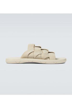 Bottega Veneta Hombre Sandalias - Elasticated Intrecciato sandals