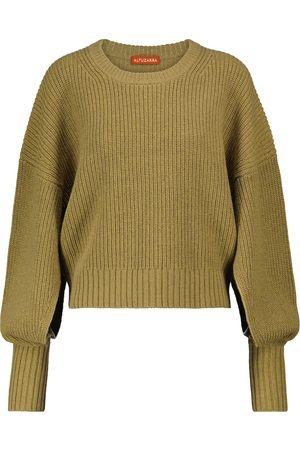 Altuzarra Mujer Suéteres - Anthea cotton and cashmere-blend sweater