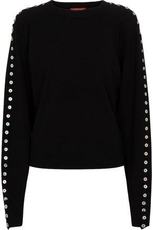 Altuzarra Mujer Suéteres - Thallo embellished sweater