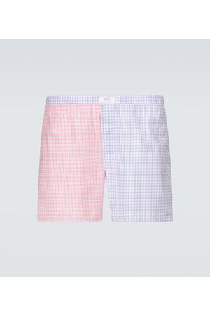 ERL Wide striped boxer shorts