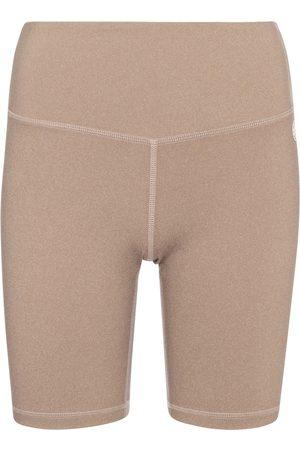 Tory Sport Mujer Shorts - Stretch-jersey biker shorts