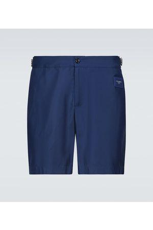 Dolce & Gabbana Hombre Trajes de baño - Tailored swim shorts