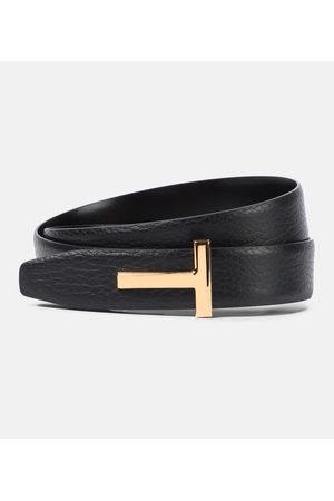 Tom Ford Mujer Cinturones - Monogram leather belt