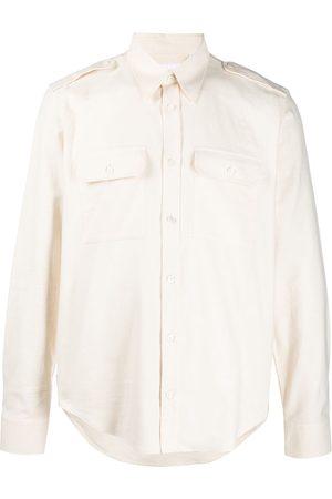 Helmut Lang Camisa manga larga