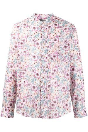 Isabel Marant Camisa con estampado floral