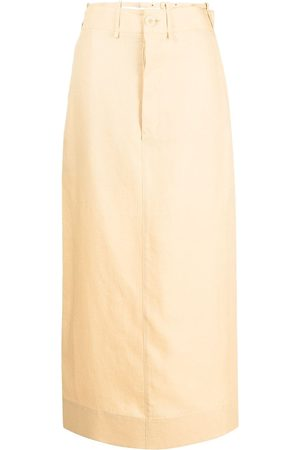 Jacquemus Mujer Faldas - Falda con detalle de abertura