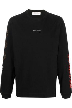 1017 ALYX 9SM Hombre Suéteres - Suéter con logo bordado