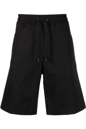 Neil Barrett Hombre Shorts - Shorts chino por la rodilla