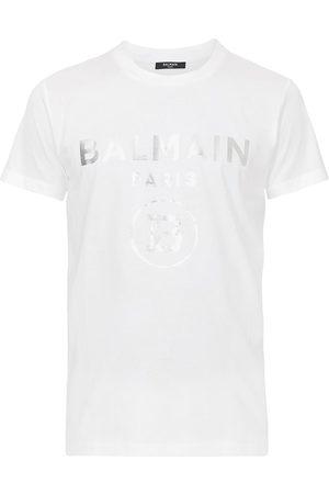 Balmain Hombre Playeras - Playera con logo