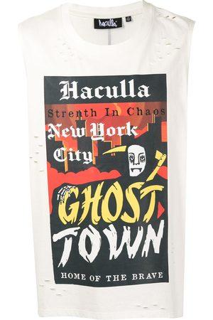 HACULLA Playera Ghost Town