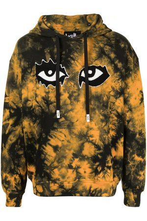 HACULLA Hombre Con capucha - Hoodie con ojos estampados