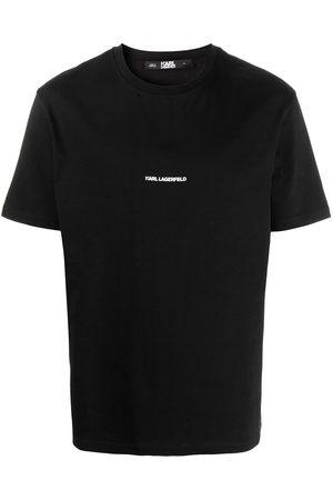 Karl Lagerfeld Playeras - Playera con logo estampado