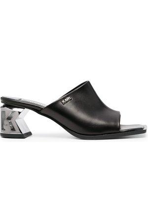 Karl Lagerfeld Mujer Zuecos - Mules K-Blok