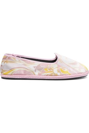 Emilio Pucci Mujer Flats - Slippers Tropicana