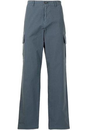 Paul Smith Pantalones cargo rectos