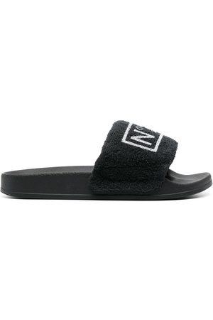 Nº21 Mujer Flip flops - Flip flops texturizadas con logo estampado