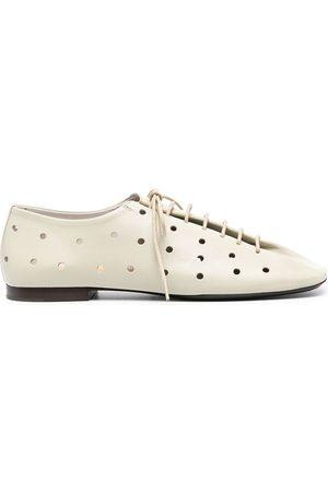 LEMAIRE Mujer Tacones - Zapatos con agujetas y perforaciones