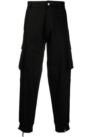 GCDS Hombre Cargo - Pantalones cargo rectos