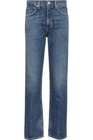 Citizens of Humanity Mujer Rectos - Daphne high-rise straight jeans