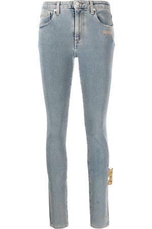 OFF-WHITE Mujer Skinny - Skinny jeans