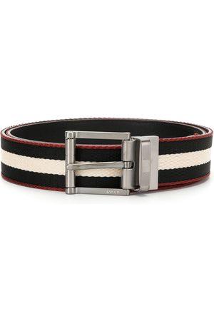 Bally Hombre Cinturones - Cinturón a rayas