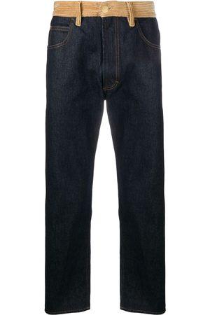 Marni Jeans con paneles de pana