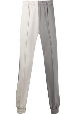 Styland Pantalones y Leggings - Pants con diseño de dos tonos