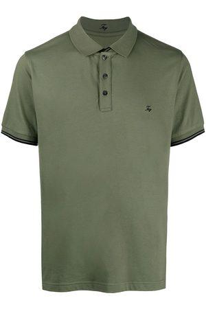 FAY Hombre Polos - Playera tipo polo con logo bordado