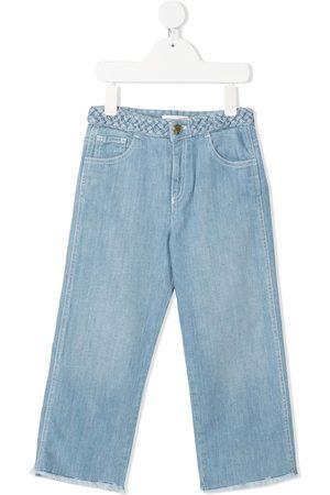 Chloé Jeans rectos con cinco bolsillos