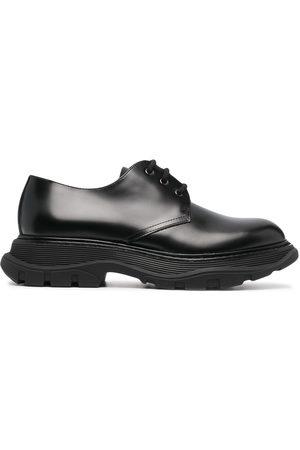 Alexander McQueen Hombre Oxford - Zapatos derby con agujetas