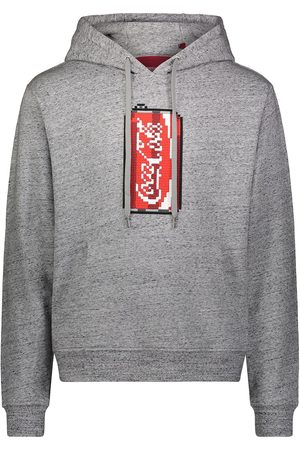 MOSTLY HEARD RARELY SEEN Hoodie con estampado Soda