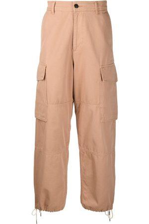 Ami Hombre Cargo - Pantalones cargo con tiro alto