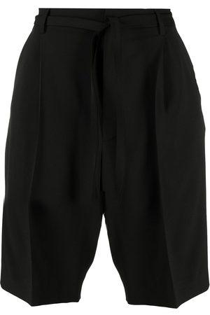 AMBUSH Belted suit shorts