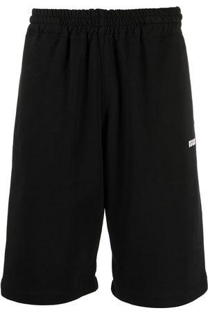 Msgm Shorts deportivos con logo