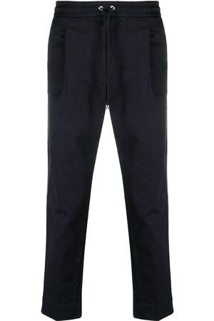 Moncler Hombre Pantalones y Leggings - Pantalones con cordones en la pretina